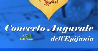 Concerto Augurale dell'Epifania – Apollosa (BN)