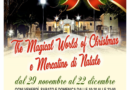 The Magical World of Christmas e Mercatino di Natale – Paduli