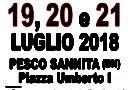 ESTATE A PESCO SANNITA – FESTA DELLA PIZZA 19-20 e 21 luglio